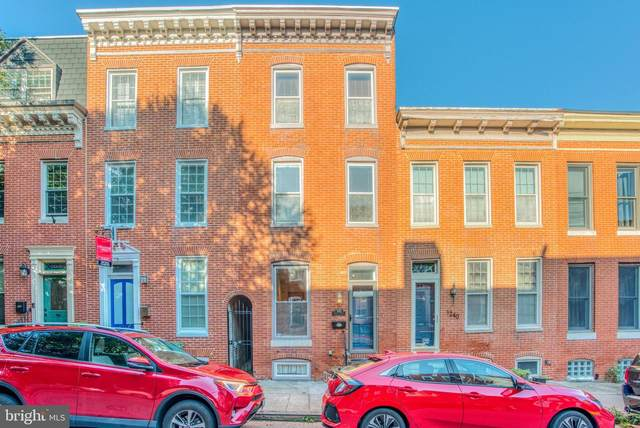1242 William Street, BALTIMORE, MD 21230 (#MDBA523820) :: Ultimate Selling Team