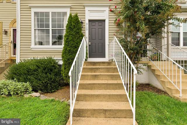 310 Stable View Terrace NE, LEESBURG, VA 20176 (#VALO421048) :: Debbie Dogrul Associates - Long and Foster Real Estate