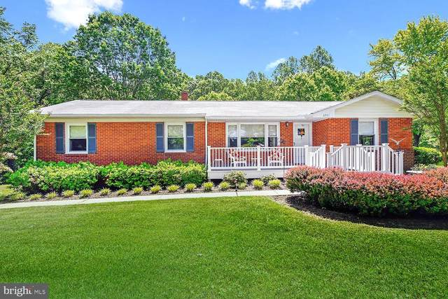 6941 Prout Road, FRIENDSHIP, MD 20758 (#MDAA446212) :: AJ Team Realty