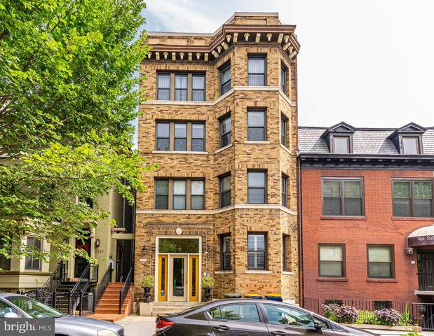 1215 10TH Street NW #22, WASHINGTON, DC 20001 (#DCDC486402) :: Jennifer Mack Properties