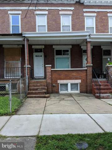 1761 Homestead Street, BALTIMORE, MD 21218 (#MDBA523852) :: The Putnam Group
