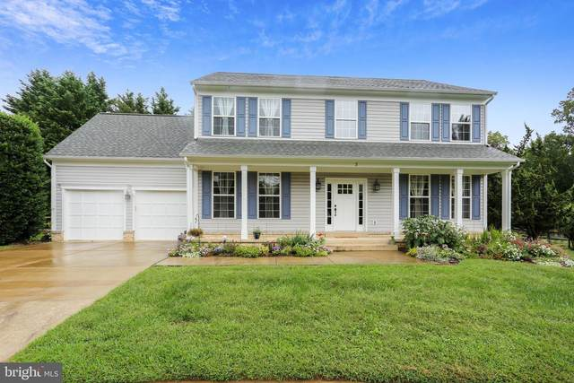3 Seabrook Court, MONTGOMERY VILLAGE, MD 20886 (#MDMC725264) :: Bob Lucido Team of Keller Williams Integrity
