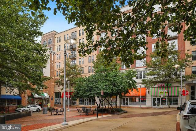 444 W Broad Street #424, FALLS CHURCH, VA 22046 (#VAFA111538) :: SURE Sales Group