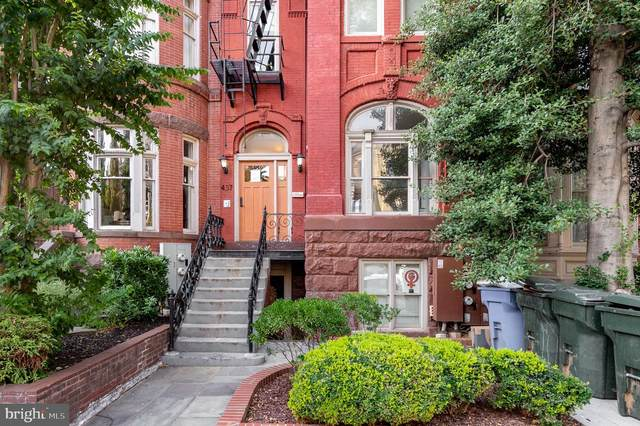 437 M Street NW #2, WASHINGTON, DC 20001 (#DCDC486442) :: The Riffle Group of Keller Williams Select Realtors