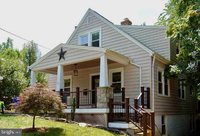 2034 N Cleveland Street, ARLINGTON, VA 22201 (#VAAR169426) :: Debbie Dogrul Associates - Long and Foster Real Estate