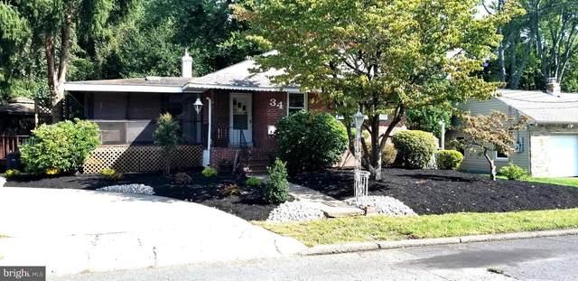 34 Main Boulevard, EWING, NJ 08638 (#NJME301730) :: John Lesniewski | RE/MAX United Real Estate
