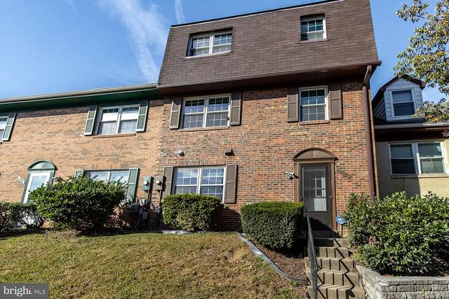 9913 Hagel Circle, LORTON, VA 22079 (#VAFX1154450) :: Pearson Smith Realty