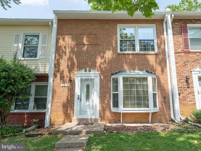 6295 Hillary Court, ALEXANDRIA, VA 22315 (#VAFX1154460) :: Debbie Dogrul Associates - Long and Foster Real Estate