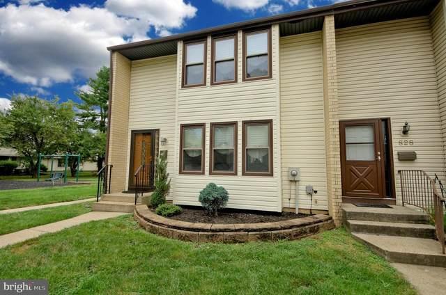 827 Jamestown Road, EAST WINDSOR, NJ 08520 (#NJME301742) :: Holloway Real Estate Group