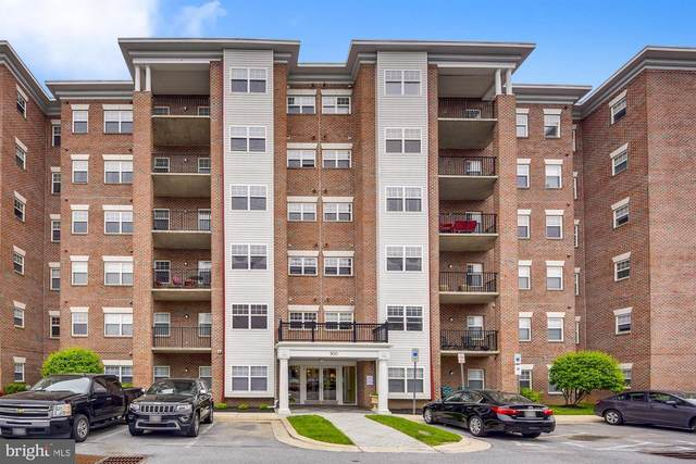 900 Red Brook Boulevard #506, OWINGS MILLS, MD 21117 (#MDBC506178) :: Advon Group