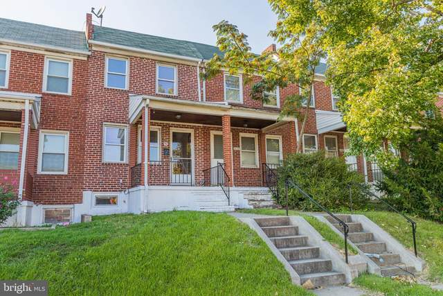 412 Imla Street, BALTIMORE, MD 21224 (#MDBA523890) :: Great Falls Great Homes