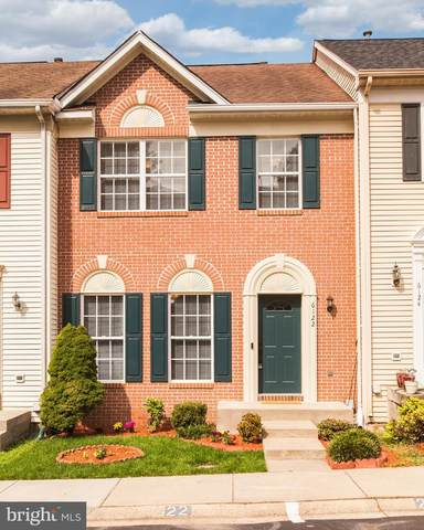 6122 Pine Crest Lane, FREDERICK, MD 21701 (#MDFR270664) :: AJ Team Realty