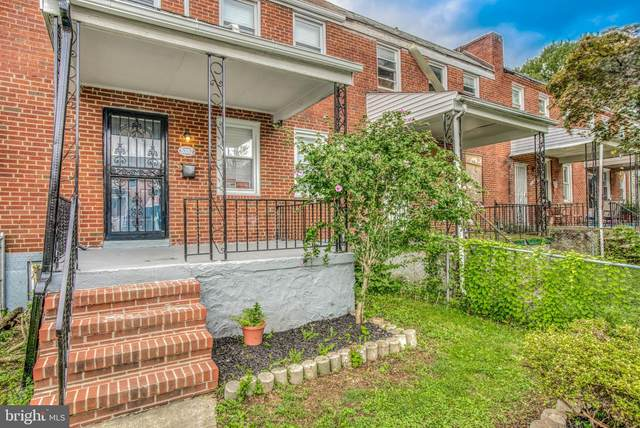 5352 Cuthbert Avenue, BALTIMORE, MD 21215 (#MDBA523900) :: SP Home Team