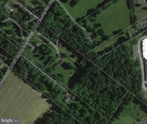 0 Stump Road, DOYLESTOWN, PA 18902 (#PABU506714) :: Bob Lucido Team of Keller Williams Integrity