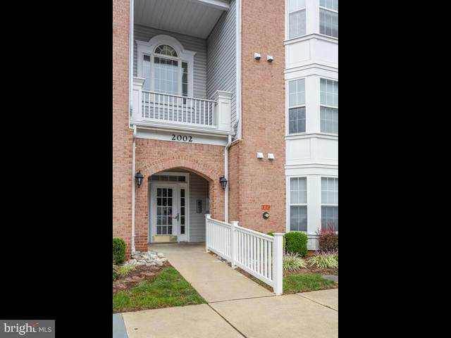 2002 Phillips Terrace #12, ANNAPOLIS, MD 21401 (#MDAA446286) :: AJ Team Realty