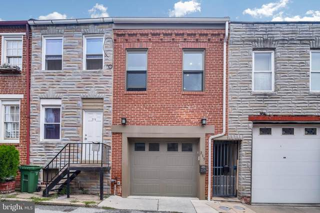215 S Madeira Street, BALTIMORE, MD 21231 (#MDBA523920) :: The MD Home Team