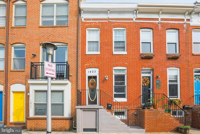 1423 Richardson Street, BALTIMORE, MD 21230 (#MDBA523924) :: AJ Team Realty