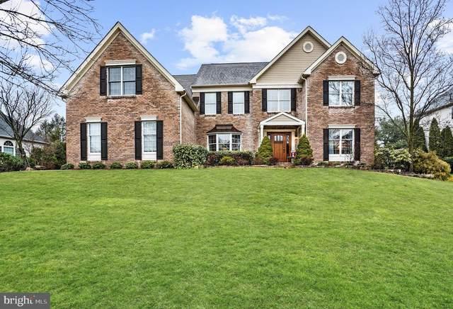 150 Oakmont Drive, MOORESTOWN, NJ 08057 (#NJBL381530) :: Pearson Smith Realty