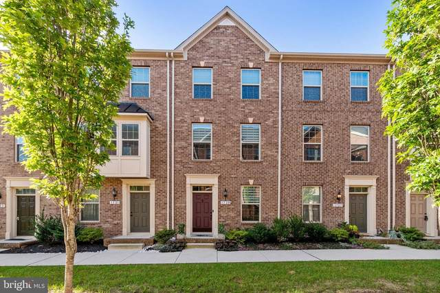 1729 Lantern Mews, BALTIMORE, MD 21205 (#MDBA523932) :: Advon Group