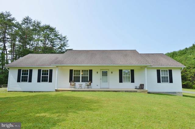 220 Seven Fountains Road, FORT VALLEY, VA 22652 (#VASH120256) :: Jennifer Mack Properties