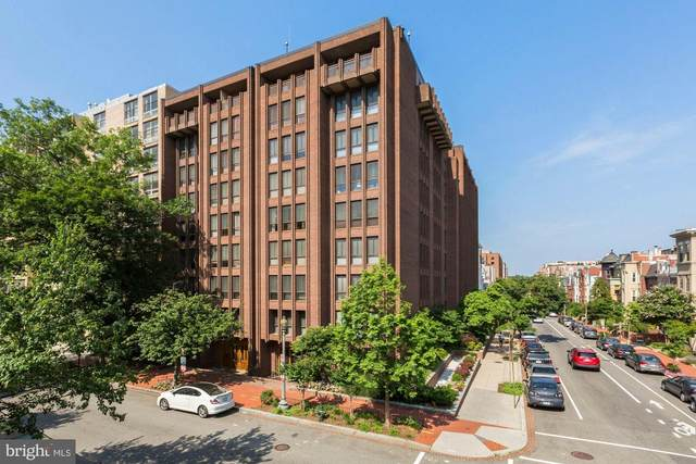 1280 21ST Street NW #602, WASHINGTON, DC 20036 (#DCDC486548) :: The Team Sordelet Realty Group