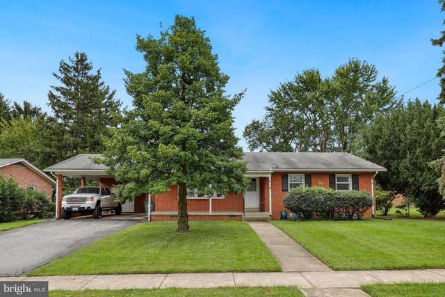710 Midway Drive, FREDERICK, MD 21701 (#MDFR270692) :: Pearson Smith Realty