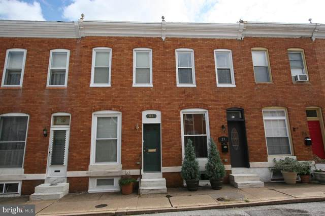 21 S Decker Avenue, BALTIMORE, MD 21224 (#MDBA523944) :: Jennifer Mack Properties