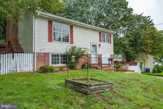 13442 Greenacre Drive, WOODBRIDGE, VA 22191 (#VAPW504572) :: Debbie Dogrul Associates - Long and Foster Real Estate