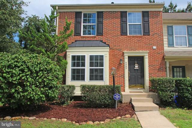 6427 Castlefin Way, ALEXANDRIA, VA 22315 (#VAFX1154576) :: Tom & Cindy and Associates