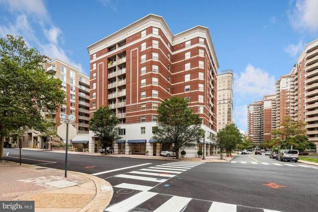 880 Pollard Street N #325, ARLINGTON, VA 22203 (#VAAR169460) :: SP Home Team