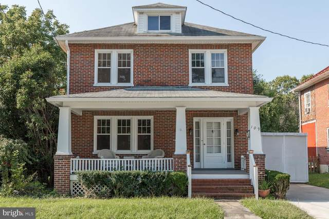 109 Morningside Drive, WINCHESTER, VA 22601 (#VAWI115054) :: The Riffle Group of Keller Williams Select Realtors