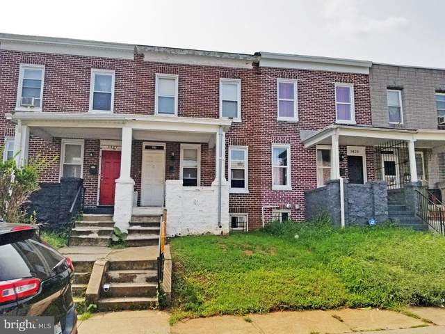 3425 Ravenwood Avenue, BALTIMORE, MD 21213 (#MDBA523984) :: SP Home Team