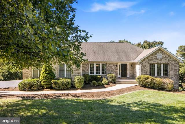7408 Round Hill Road, FREDERICK, MD 21702 (#MDFR270712) :: V Sells & Associates | Keller Williams Integrity