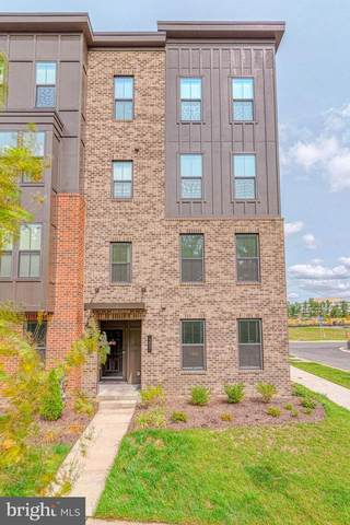 12833 Milling Stone Terrace #10, HERNDON, VA 20171 (#VAFX1154630) :: The Sky Group