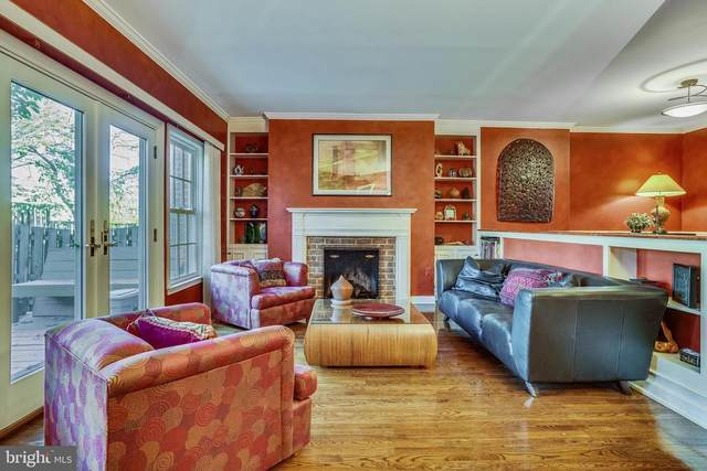 3001 Federal Hill Drive, FALLS CHURCH, VA 22044 (#VAFX1154638) :: Nesbitt Realty
