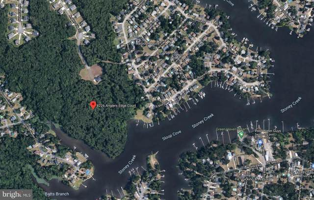 8227 Anglers Edge Trail, GLEN BURNIE, MD 21060 (#MDAA446340) :: The Redux Group