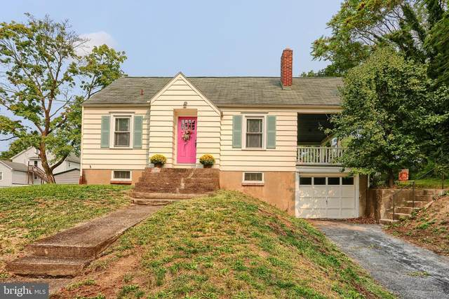 4002 Ash Street, HARRISBURG, PA 17109 (#PADA125660) :: The Joy Daniels Real Estate Group