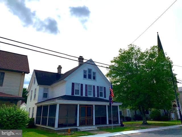 308 Main Street, MARDELA SPRINGS, MD 21837 (#MDWC109754) :: The Licata Group/Keller Williams Realty