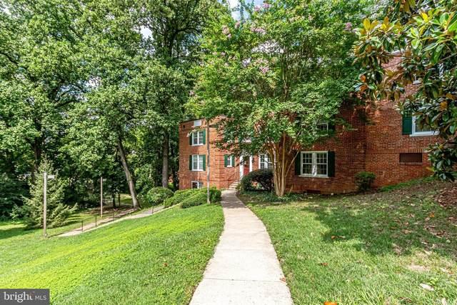 1821 N Rhodes Street 4-263, ARLINGTON, VA 22201 (#VAAR169474) :: Debbie Dogrul Associates - Long and Foster Real Estate