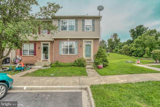586 Doefield Court, ABINGDON, MD 21009 (#MDHR251704) :: Jennifer Mack Properties