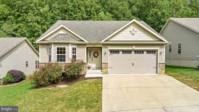 568 Hawk Hill Drive, PRINCE FREDERICK, MD 20678 (#MDCA178602) :: Pearson Smith Realty