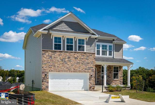 215 Marianne Place Lot 16, STAFFORD, VA 22554 (#VAST225590) :: Blackwell Real Estate