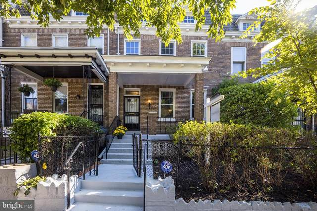 304 Taylor Street NW, WASHINGTON, DC 20011 (#DCDC486662) :: Crossman & Co. Real Estate