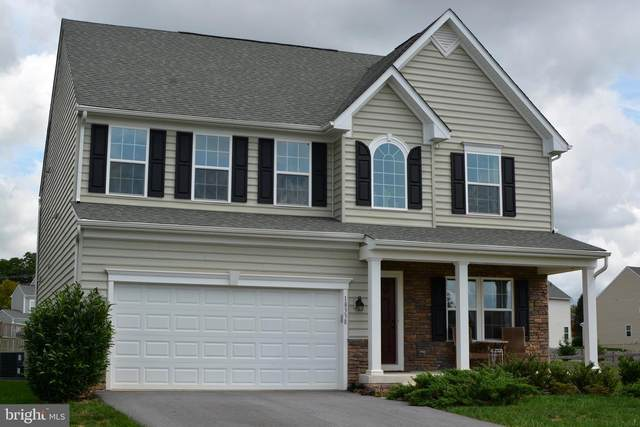 18338 Thornhill Court, HAGERSTOWN, MD 21740 (#MDWA174604) :: Bob Lucido Team of Keller Williams Integrity