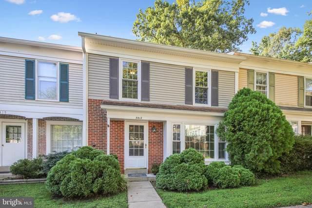 5413 Leeway Court, FAIRFAX, VA 22032 (#VAFX1154702) :: Debbie Dogrul Associates - Long and Foster Real Estate