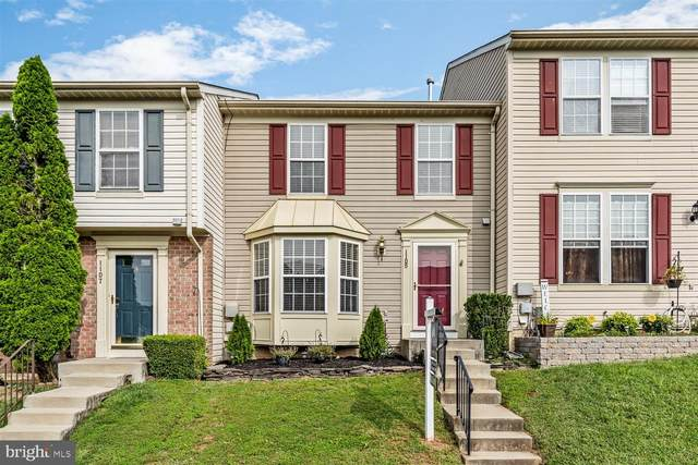 1105 Jeanett Way, BEL AIR, MD 21014 (#MDHR251714) :: The Riffle Group of Keller Williams Select Realtors