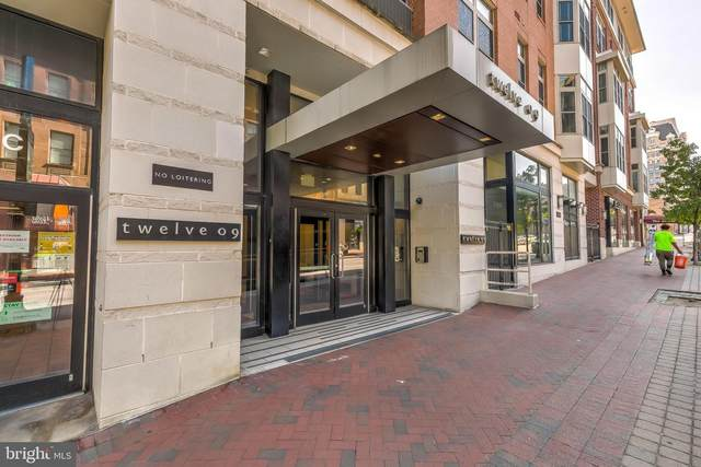 1209 N Charles Street #413, BALTIMORE, MD 21201 (#MDBA524044) :: Advon Group