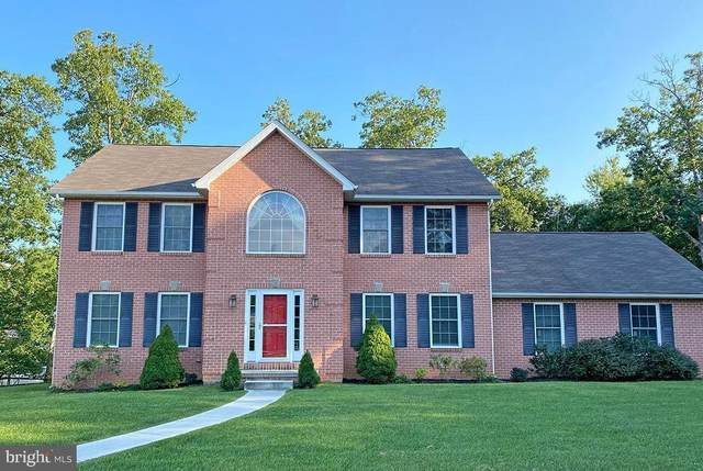 1126 Cherrywood Avenue, CUMBERLAND, MD 21502 (#MDAL135194) :: Bob Lucido Team of Keller Williams Integrity