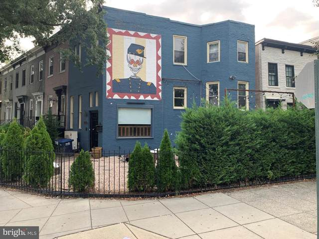 718 Rhode Island Avenue NW, WASHINGTON, DC 20001 (#DCDC486690) :: Jennifer Mack Properties