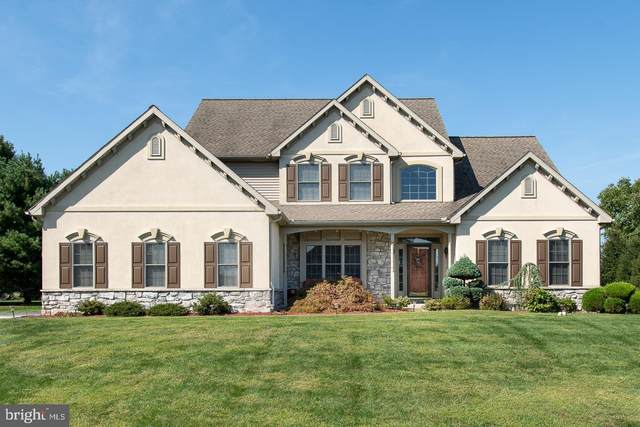 3 Homestead Circle, MYERSTOWN, PA 17067 (#PALN115748) :: Blackwell Real Estate